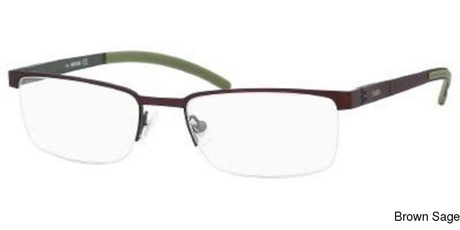 51fd2e0721 Buy Fossil Arron Semi Rimless   Half Frame Prescription Eyeglasses