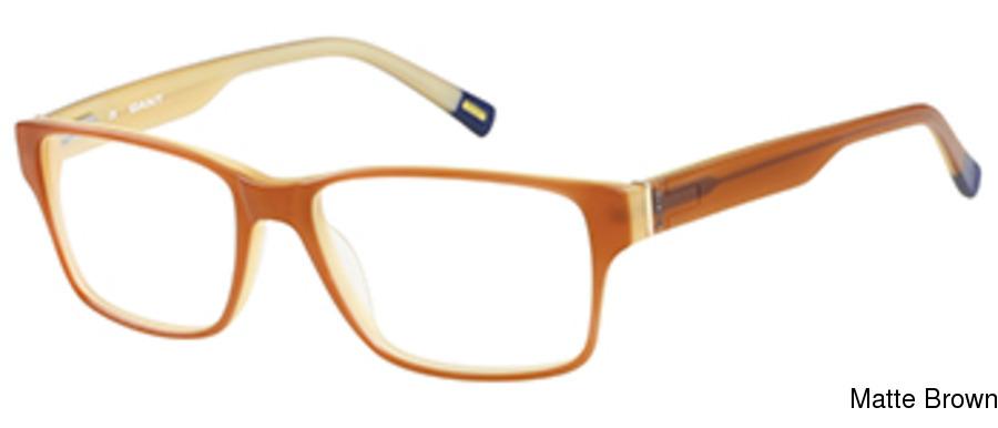 6b0bcd5eda8 Buy Gant GA3005 Full Frame Prescription Eyeglasses