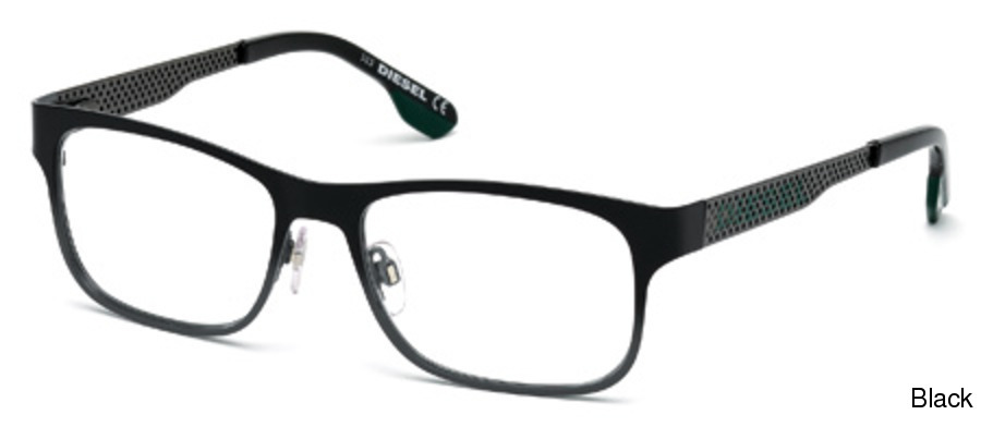 c5d27d657d Buy Diesel DL5074 Full Frame Prescription Eyeglasses