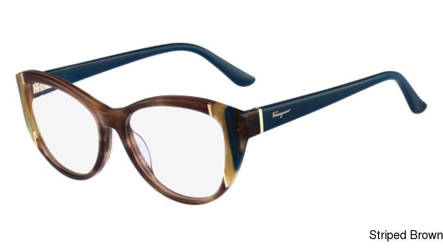 10068dcf4e4 Buy Salvatore Ferragamo SF2683 Full Frame Prescription Eyeglasses
