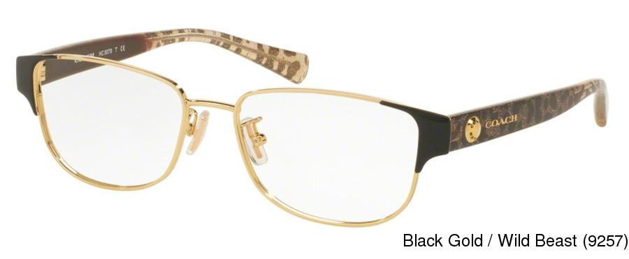 29c5e4bc26e2 Buy Coach HC5079 Full Frame Prescription Eyeglasses
