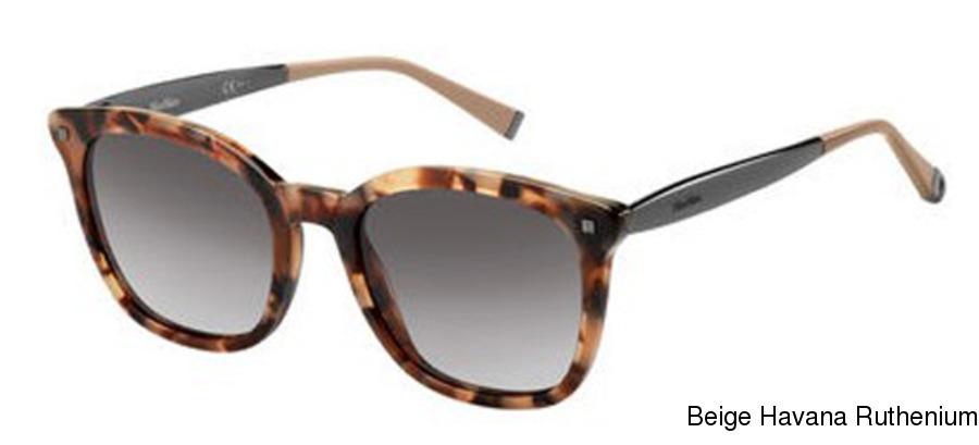 8ac67d2b17 Buy Max Mara Needle III S Full Frame Prescription Sunglasses
