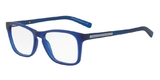 Matte Blue Transparent (8025)