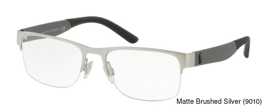 8a95b2546a6 (Polo) Ralph Lauren PH1168. Previous. Matte Brushed Silver (9010) ...