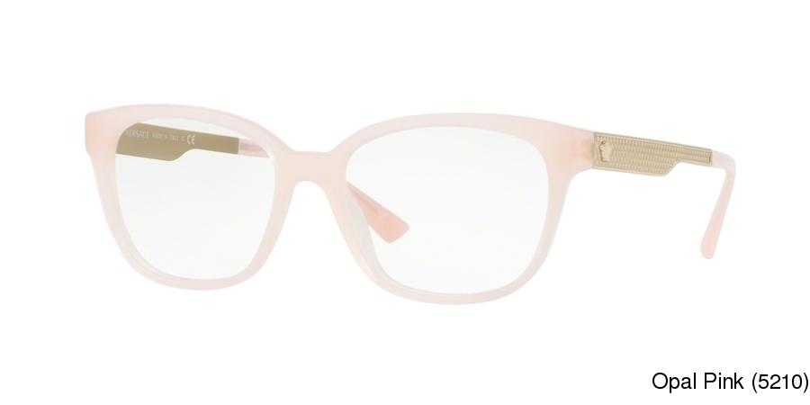 043ed754aaa5 Versace VE3240. Previous. Black (gb1)  Havana (5208)  Transparent Violet  (5209)  Opal Pink (5210)