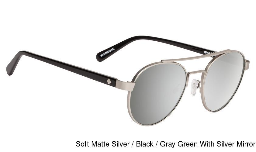 f0dbcdc735a Buy Spy Deco Full Frame Prescription Sunglasses
