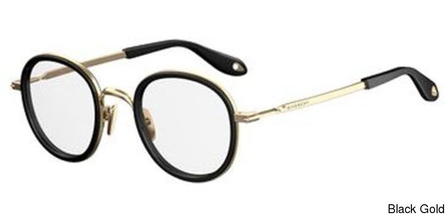 2871633dbcec Buy Givenchy Gv 0044 Full Frame Prescription Eyeglasses