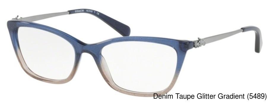 73eed206dd06 Buy Coach HC6107 Full Frame Prescription Eyeglasses