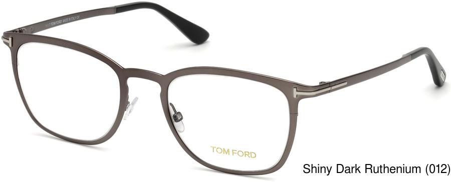 a10798c560 Tom Ford FT5464. Shiny Black (001)  Shiny Dark Ruthenium (012) ...