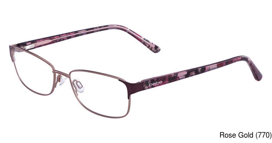 a6decd9674 Buy bebe BB5144 Full Frame Prescription Eyeglasses
