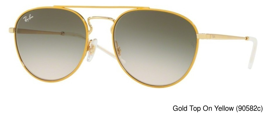 631ab2070b2 ... Gold Top On Yellow (90582c) · Gold Top On Violet (9059i8). Next. Ray  Ban RB3589