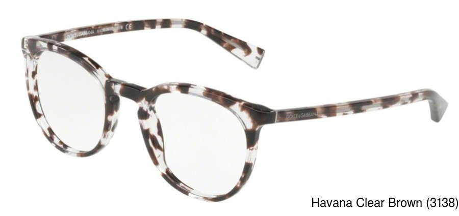 999f9bf1c7b Dolce Gabbana DG3269F. Previous. Havana Clear Brown (3138) ...