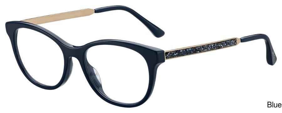 fdccbe13321 Buy Jimmy Choo Jc 202 Full Frame Prescription Eyeglasses