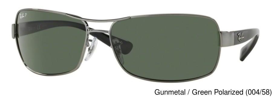 b59d58137a Buy Ray Ban RB3379 Polarized Full Frame Prescription Sunglasses