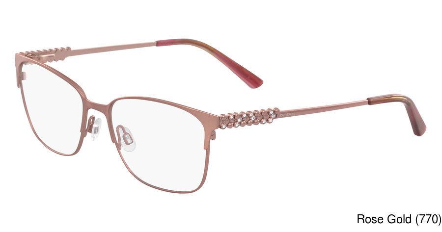 203c7de90d Buy bebe BB5155 Full Frame Prescription Eyeglasses