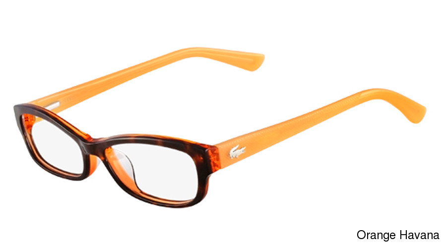 55c495f0a7f6 Black  Yellow Havana  Orange Havana  Green Havana  Crystal. Next. Lacoste  Eyewear L2673