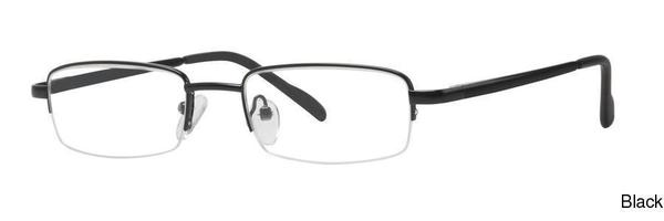 Buy Comfort Flex Dustin Semi Rimless / Half Frame Prescription ...