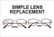 Simple Lens Replacement