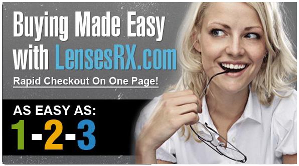 LensesRx Online Optical