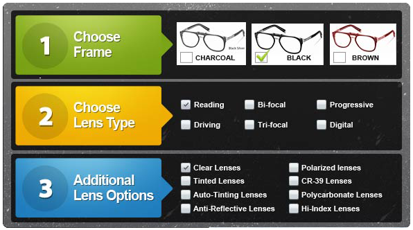 Popular Designer Eyeglasses