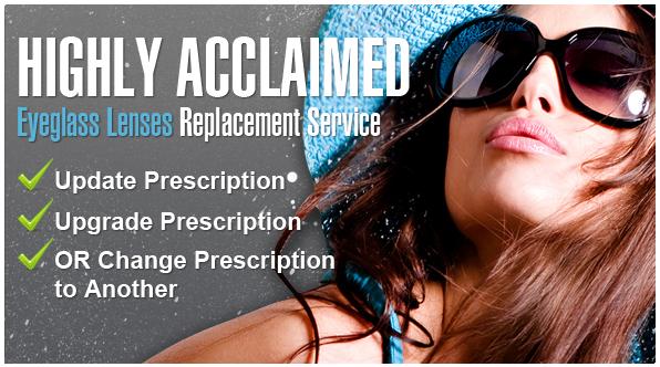 Eyeglass Lenses Replacement